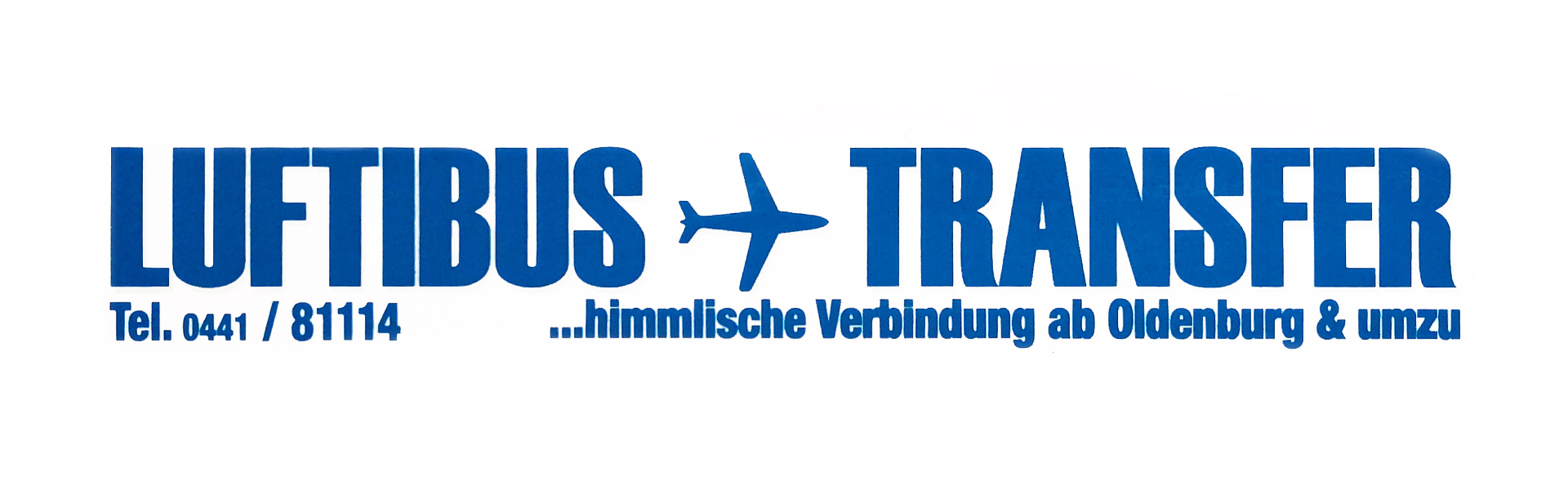 Luftibus Flughafentransfer Logo